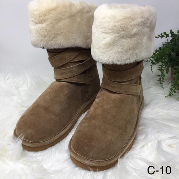 57bce7d5792 Women's Lamo Sheepskin Ankle Boots